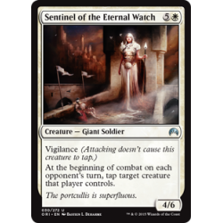 Sentinel of the Eternal Watch