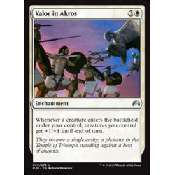 Valor in Akros
