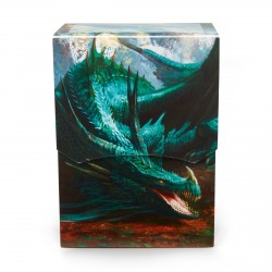 Dragon Shield - Deck Shell - Art