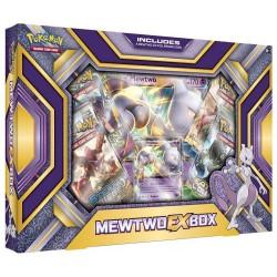 Pokemon - Mewtwo EX Box SLIGHTLY DAMAGED