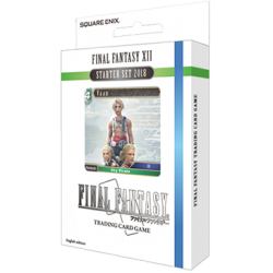 Final Fantasy TCG - Starter Deck FF XII