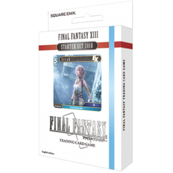 Final Fantasy TCG - Starter Deck FF XIII