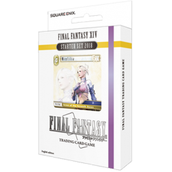 Final Fantasy TCG - Starter Deck FF XIV