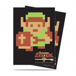 Ultra Pro - Zelda 65ct Sleeves - 8-bit Link