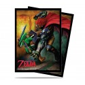 Ultra Pro - Zelda 65ct Sleeves - Link and Gannon Battle