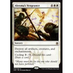 Vengeance selon Akroma