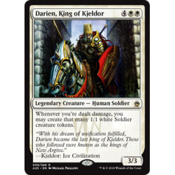 Darien, King of Kjeldor