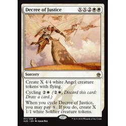 Décret de justice