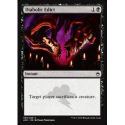 Diabolic Edict