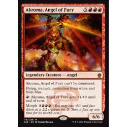 Akroma, ange de la Fureur