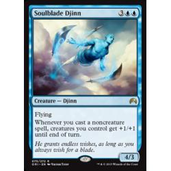 Soulblade Djinn