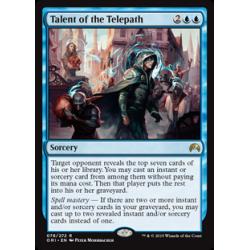 Talent des Telepathen