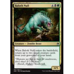 Baloth infécond