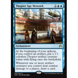 Thopter-Spionagenetz