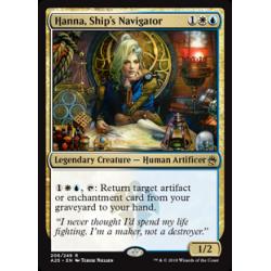 Hanna la navigatrice