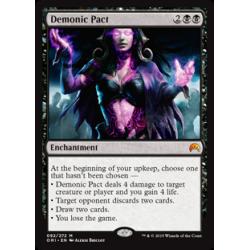 Dämonischer Pakt