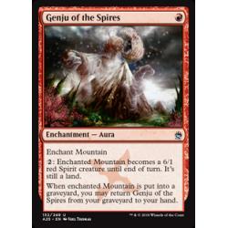 Genju of the Spires - Foil