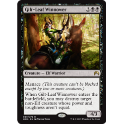 Gilt-Leaf Winnower