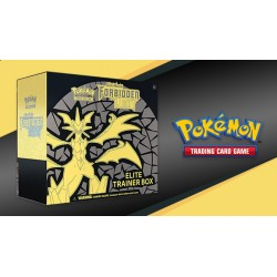 Pokemon - SM6 Forbidden Light Elite Trainer Box
