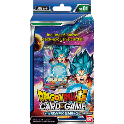 Dragon Ball Super - Deck De Démarrage Series 1 - The Awakening