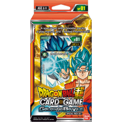 Dragon Ball Super - Set Pack Spécial Series 1 - Galactic Battle