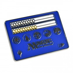 Ultra Pro - Card Size Abacus Life Counter - Blue