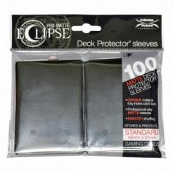 Ultra Pro - Eclipse Standard 100 Sleeves - Jet Black