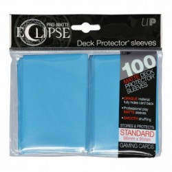 Ultra Pro - Pro-Matte Eclipse Standard 100ct Sleeves - Sky Blue