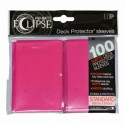 Ultra Pro - Pro-Matte Eclipse Standard 100ct Sleeves - Hot Pink