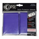 Ultra Pro - Pro-Matte Eclipse Standard 100ct Sleeves - Royal Purple