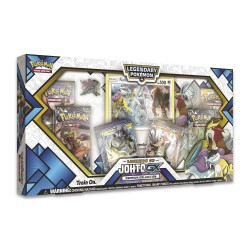 Pokemon - Premium Collection - Legends of Johto GX