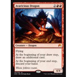Avaricious Dragon