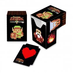 Ultra Pro - Zelda Deck Box - 8-bit Link