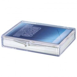 Ultra Pro - 5x Hinged Clear Box - 35 Cards