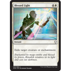 Lumière bénie
