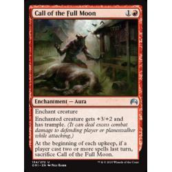 Appel de la pleine lune