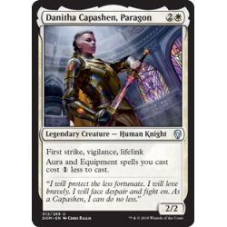 Danitha Capashen, parangon