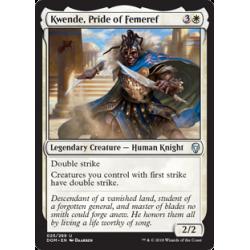 Kwende, Pride of Femeref