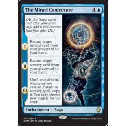 The Mirari Conjecture