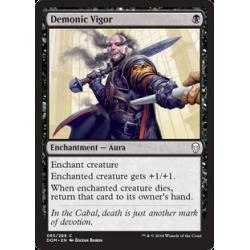 Demonic Vigor