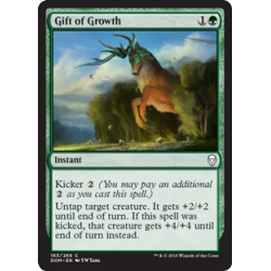 Gift of Growth