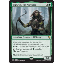 Marwyn, la nourricière