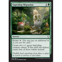 Saproling Migration