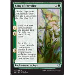 Song of Freyalise