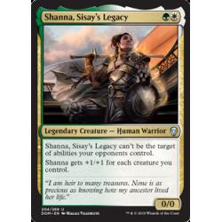 Shanna, Sisays Vermächtnis