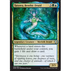 Tatyova, Benthische Druidin