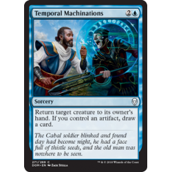 Temporal Machinations