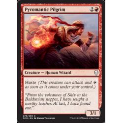 Pèlerin pyromantique