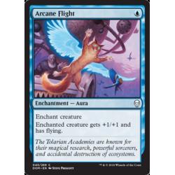 Arcane Flight - Foil