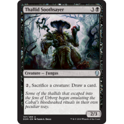 Thallid Soothsayer - Foil